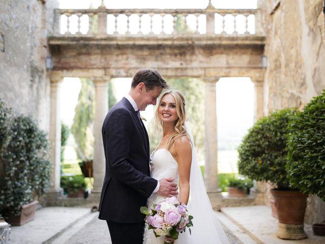 Il matrimonio di Micheal e Vicky a Monteriggioni, Siena 58