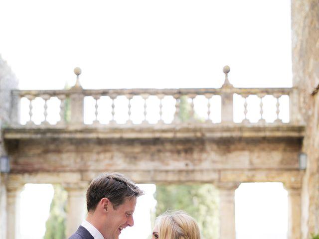 Il matrimonio di Micheal e Vicky a Monteriggioni, Siena 59