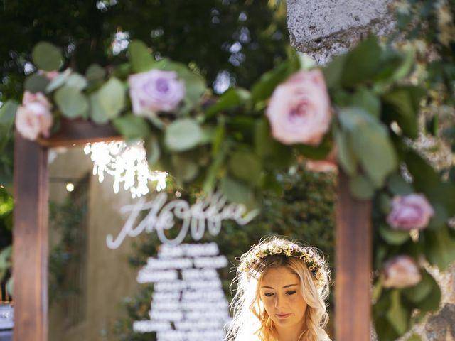 Il matrimonio di Micheal e Vicky a Monteriggioni, Siena 61