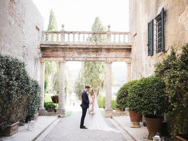 Il matrimonio di Micheal e Vicky a Monteriggioni, Siena 64