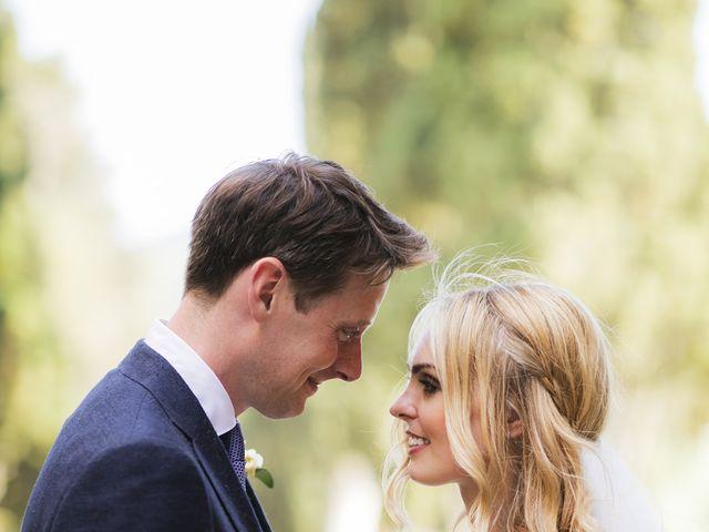 Il matrimonio di Micheal e Vicky a Monteriggioni, Siena 65
