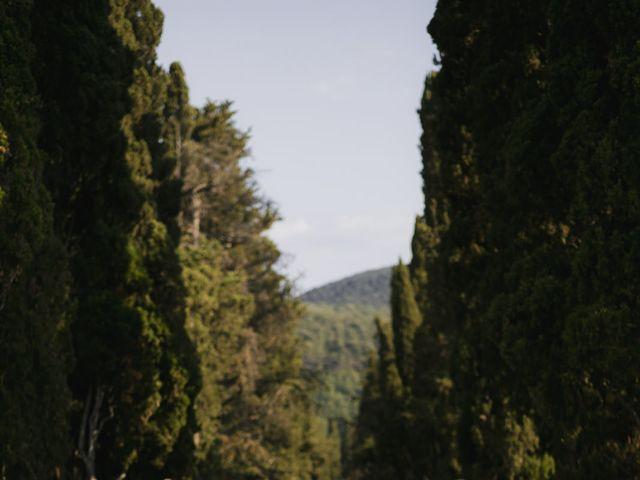 Il matrimonio di Micheal e Vicky a Monteriggioni, Siena 66