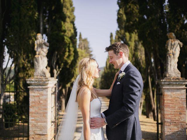 Il matrimonio di Micheal e Vicky a Monteriggioni, Siena 69