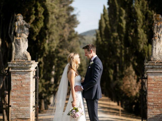 Le nozze di Vicky e Micheal