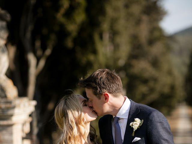 Il matrimonio di Micheal e Vicky a Monteriggioni, Siena 71