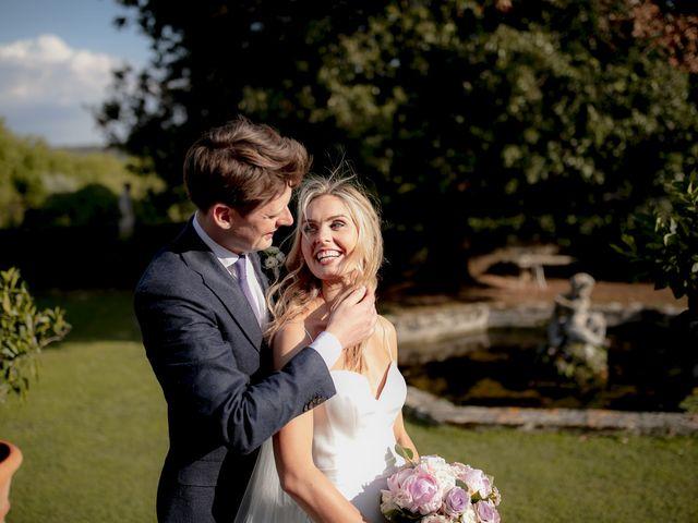 Il matrimonio di Micheal e Vicky a Monteriggioni, Siena 79