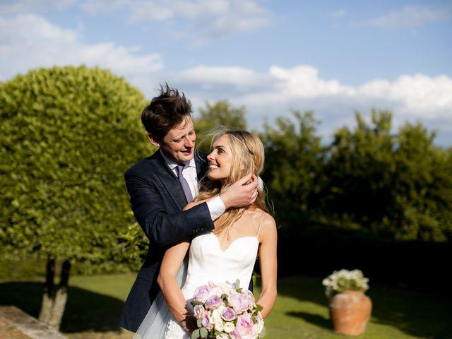 Il matrimonio di Micheal e Vicky a Monteriggioni, Siena 80