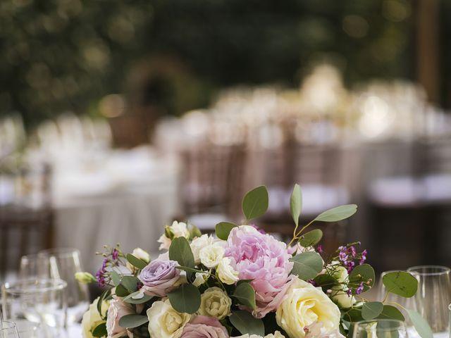 Il matrimonio di Micheal e Vicky a Monteriggioni, Siena 83