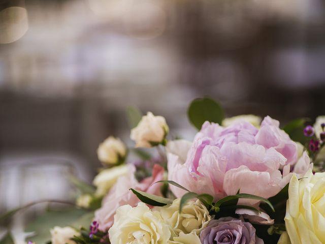 Il matrimonio di Micheal e Vicky a Monteriggioni, Siena 86