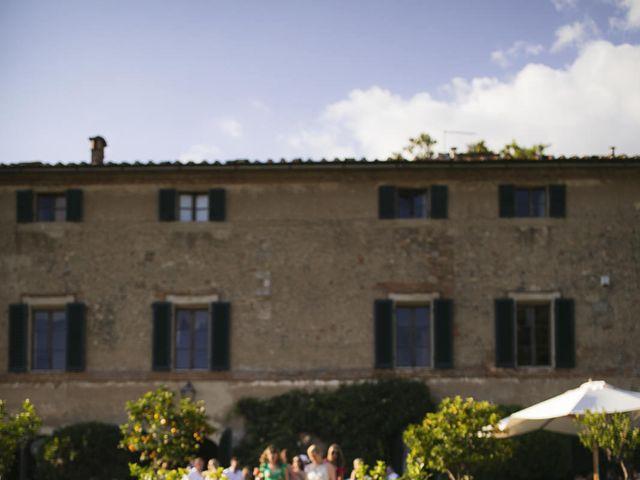 Il matrimonio di Micheal e Vicky a Monteriggioni, Siena 88