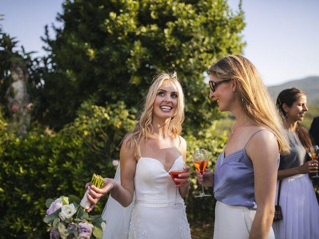 Il matrimonio di Micheal e Vicky a Monteriggioni, Siena 89