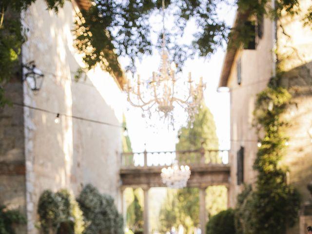 Il matrimonio di Micheal e Vicky a Monteriggioni, Siena 100