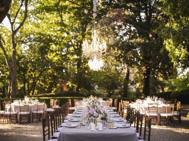 Il matrimonio di Micheal e Vicky a Monteriggioni, Siena 102