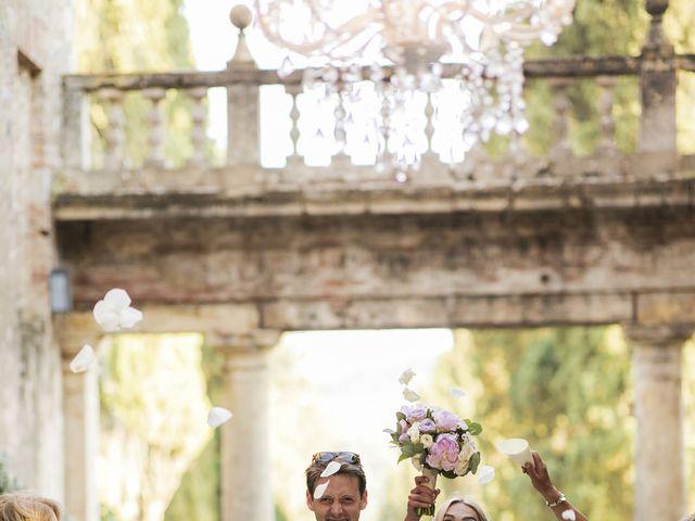 Il matrimonio di Micheal e Vicky a Monteriggioni, Siena 103