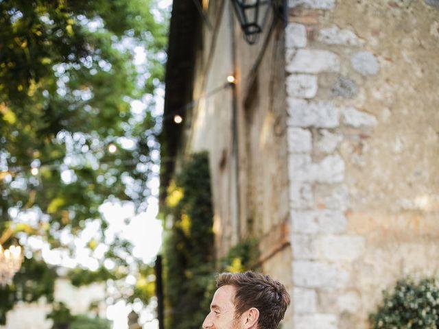 Il matrimonio di Micheal e Vicky a Monteriggioni, Siena 106