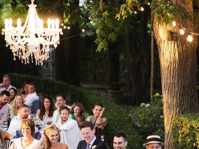 Il matrimonio di Micheal e Vicky a Monteriggioni, Siena 111