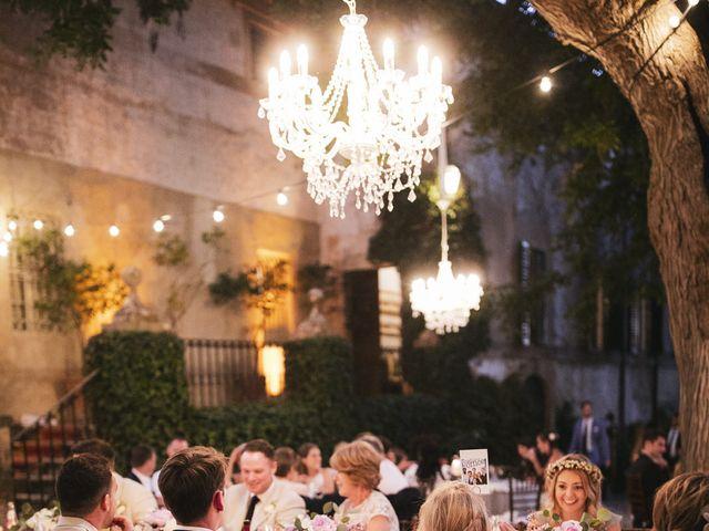 Il matrimonio di Micheal e Vicky a Monteriggioni, Siena 118