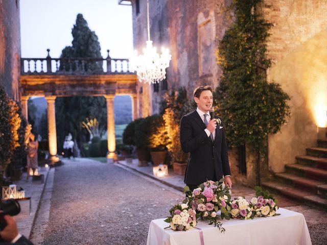 Il matrimonio di Micheal e Vicky a Monteriggioni, Siena 119