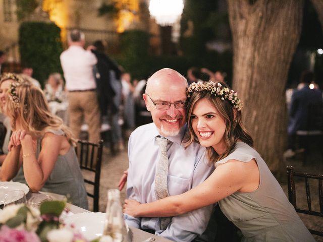 Il matrimonio di Micheal e Vicky a Monteriggioni, Siena 125