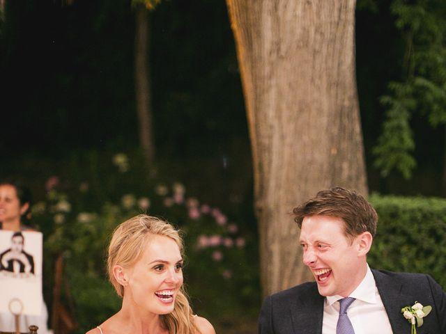 Il matrimonio di Micheal e Vicky a Monteriggioni, Siena 126