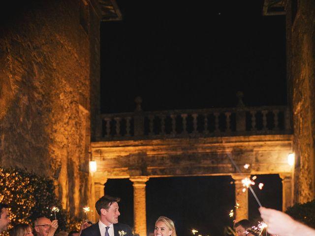 Il matrimonio di Micheal e Vicky a Monteriggioni, Siena 130