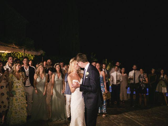 Il matrimonio di Micheal e Vicky a Monteriggioni, Siena 133