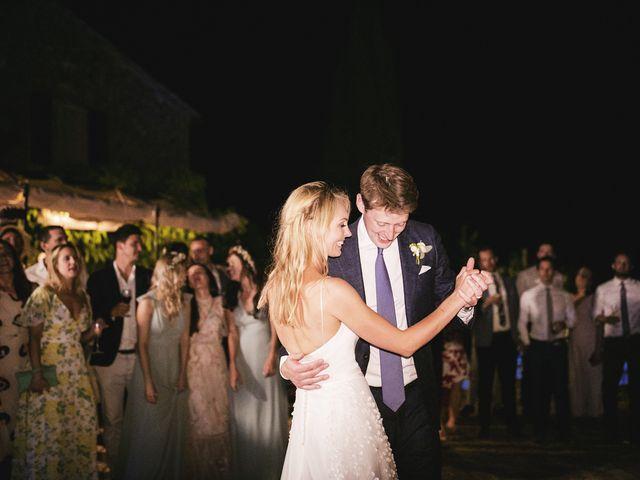 Il matrimonio di Micheal e Vicky a Monteriggioni, Siena 134