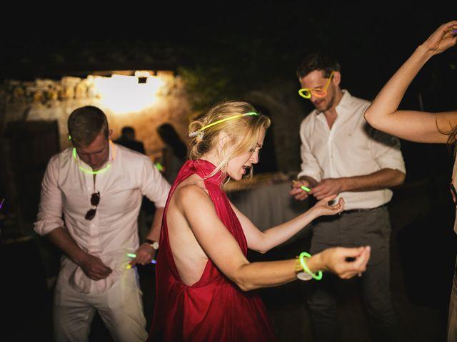 Il matrimonio di Micheal e Vicky a Monteriggioni, Siena 138