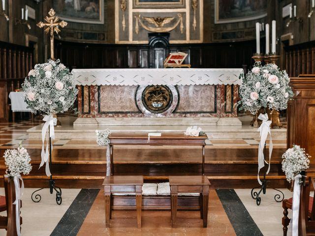 Il matrimonio di Silvia e Giacomo a Senigallia, Ancona 3