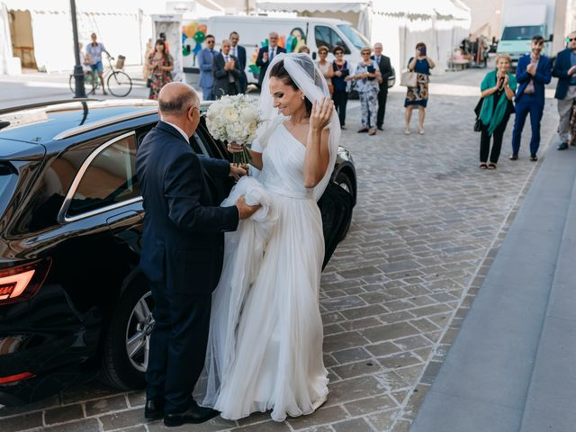Il matrimonio di Silvia e Giacomo a Senigallia, Ancona 35
