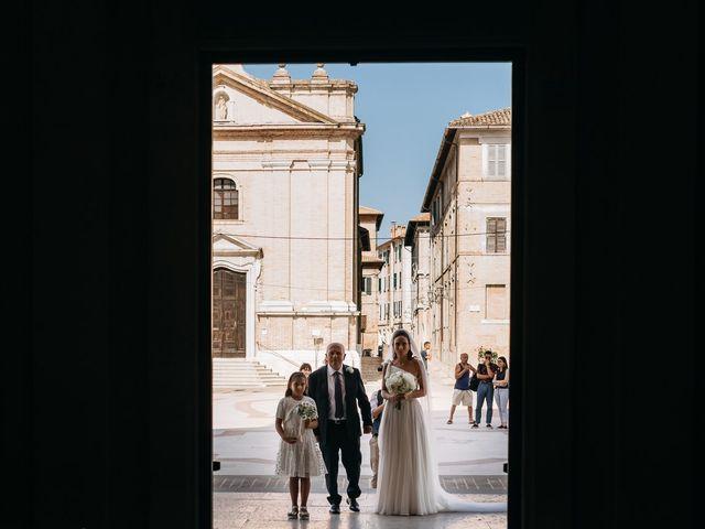 Il matrimonio di Silvia e Giacomo a Senigallia, Ancona 36