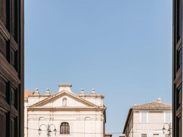 Il matrimonio di Silvia e Giacomo a Senigallia, Ancona 37
