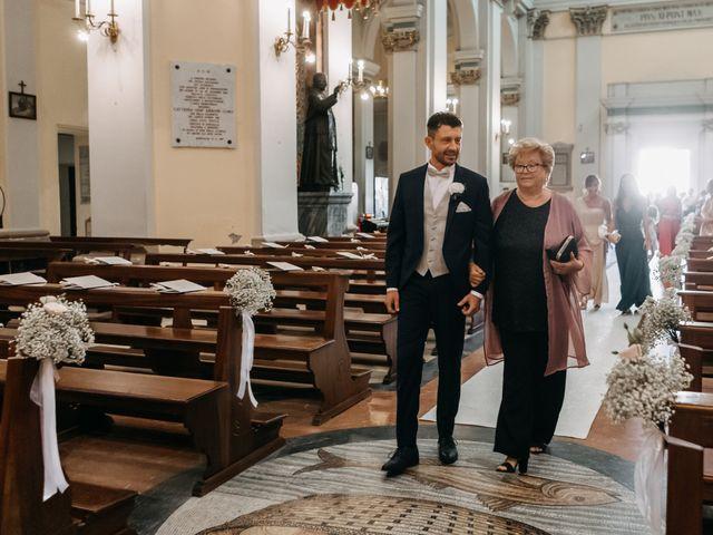 Il matrimonio di Silvia e Giacomo a Senigallia, Ancona 38