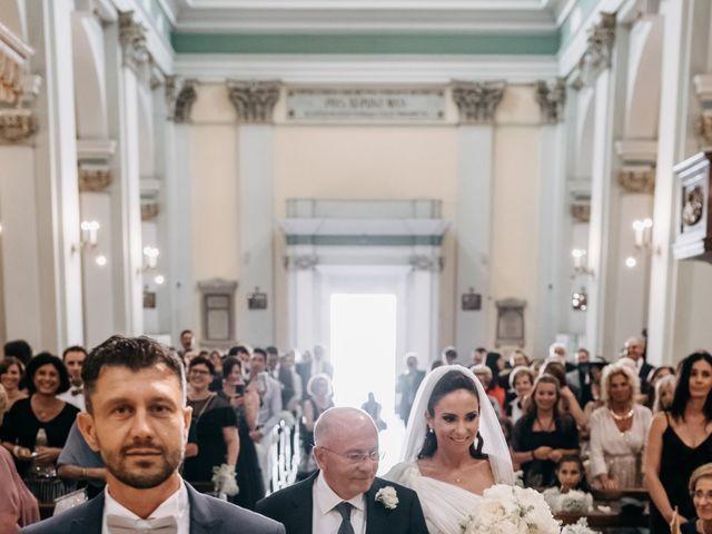 Il matrimonio di Silvia e Giacomo a Senigallia, Ancona 39