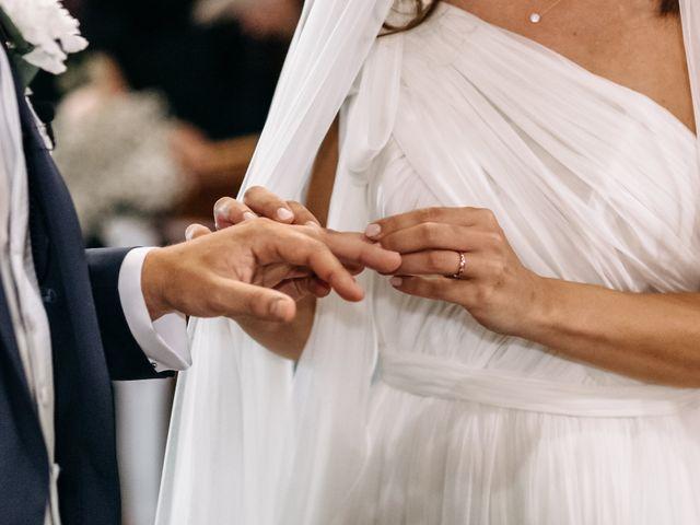 Il matrimonio di Silvia e Giacomo a Senigallia, Ancona 43