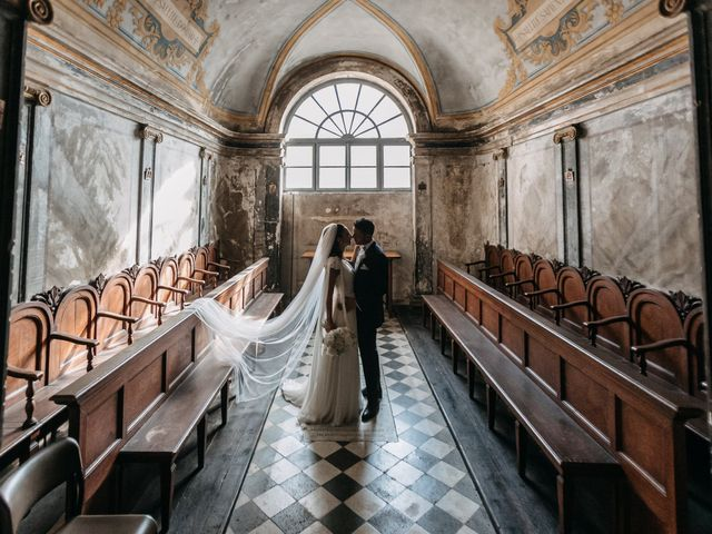 Le nozze di Giacomo e Silvia