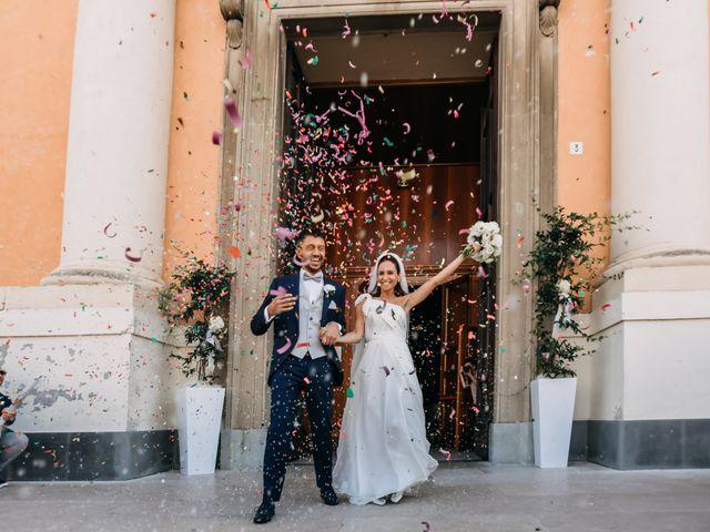 Il matrimonio di Silvia e Giacomo a Senigallia, Ancona 1