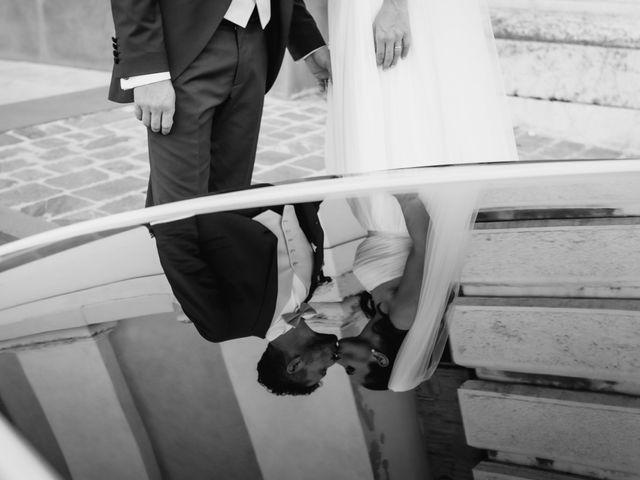 Il matrimonio di Silvia e Giacomo a Senigallia, Ancona 56