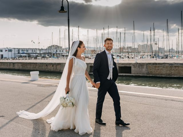 Il matrimonio di Silvia e Giacomo a Senigallia, Ancona 2