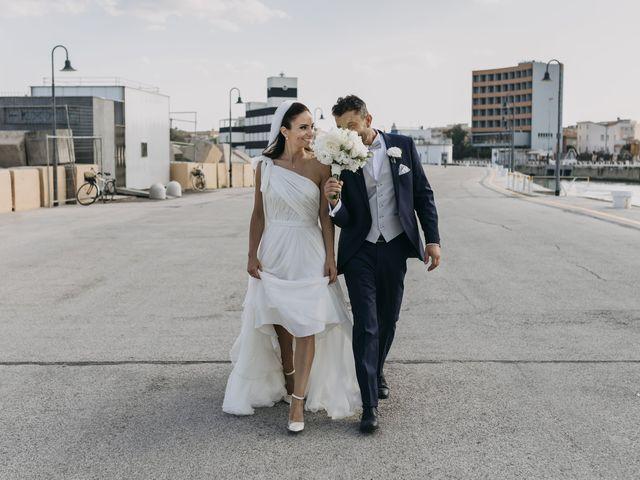 Il matrimonio di Silvia e Giacomo a Senigallia, Ancona 57