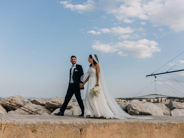 Il matrimonio di Silvia e Giacomo a Senigallia, Ancona 58