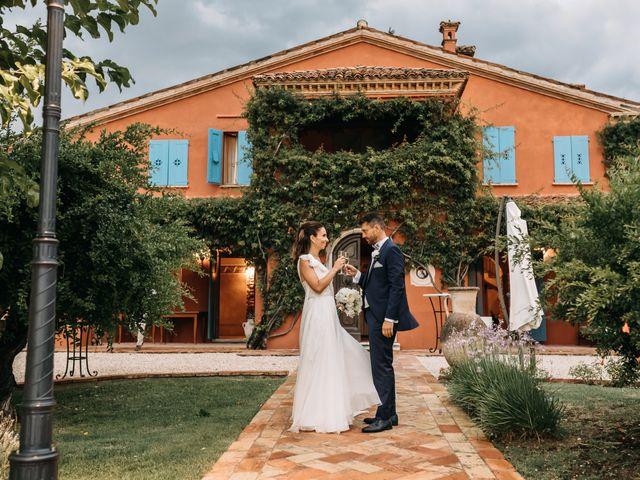Il matrimonio di Silvia e Giacomo a Senigallia, Ancona 73