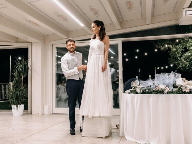 Il matrimonio di Silvia e Giacomo a Senigallia, Ancona 84