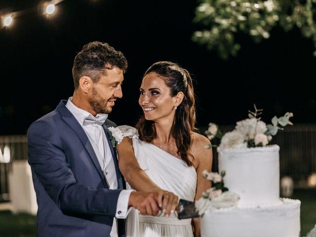 Il matrimonio di Silvia e Giacomo a Senigallia, Ancona 89