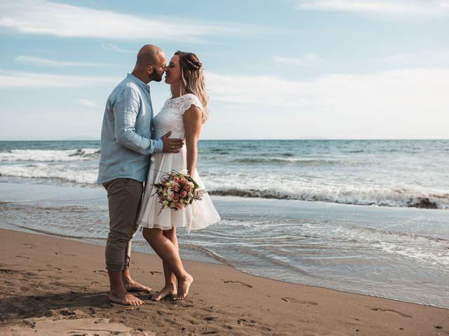Il matrimonio di Sabine e David a Castiglione della Pescaia, Grosseto 30