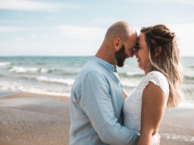 Il matrimonio di Sabine e David a Castiglione della Pescaia, Grosseto 31