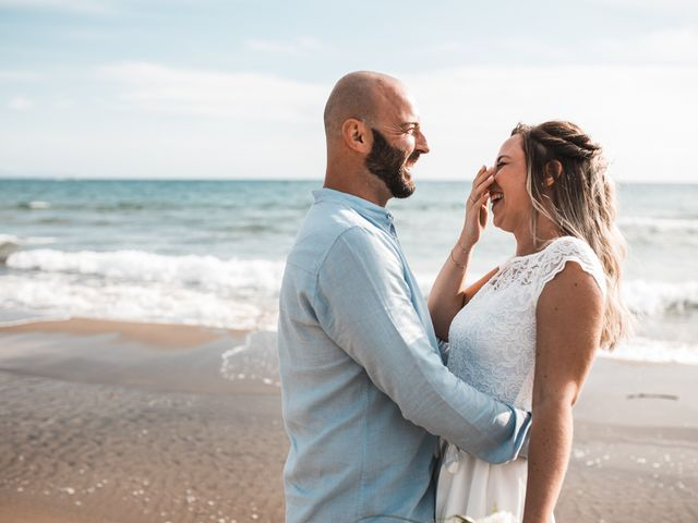 Il matrimonio di Sabine e David a Castiglione della Pescaia, Grosseto 32