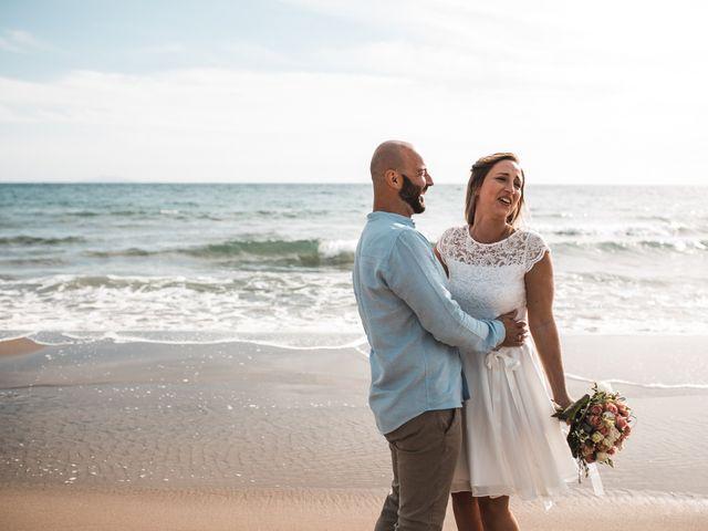 Il matrimonio di Sabine e David a Castiglione della Pescaia, Grosseto 33