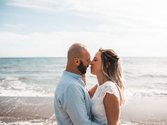 Il matrimonio di Sabine e David a Castiglione della Pescaia, Grosseto 34