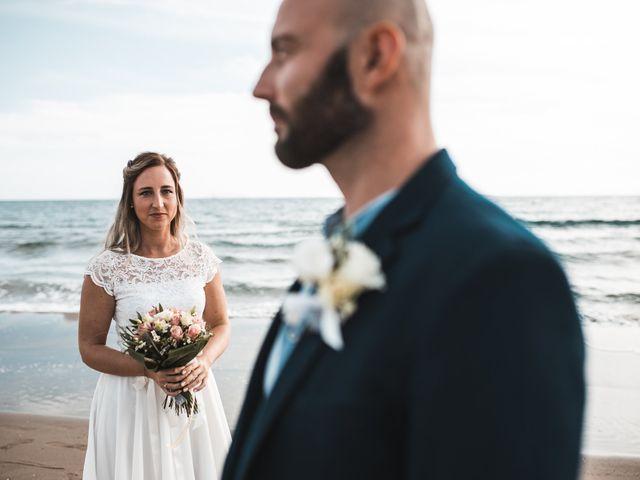 Il matrimonio di Sabine e David a Castiglione della Pescaia, Grosseto 36